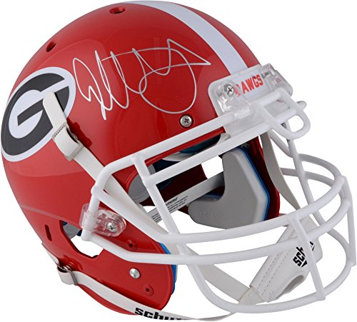 Todd Gurley II Georgia Bulldogs Autographed Schutt Replica Helmet - Fanatics Authentic Certified - Autographed College Helmets