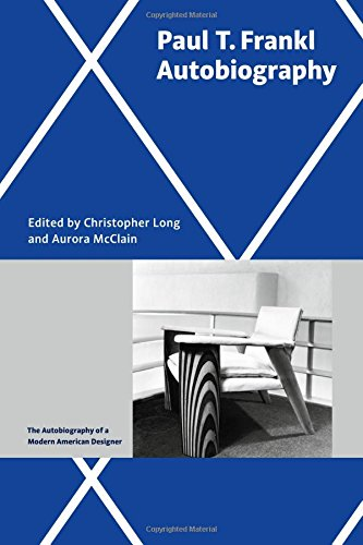 Paul T. Frankl | Autobiography (Designs Modern Furniture Rattan)