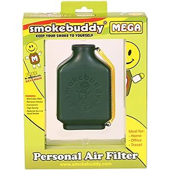 how to use smoke buddy