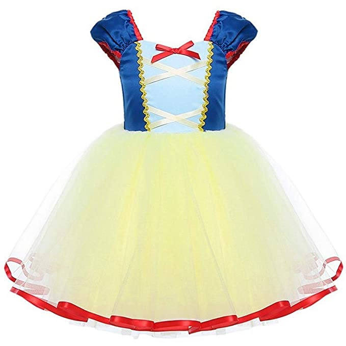 Amazon.com: TOPUNDER Lovely Lace Party Vintage Vestidos Princess Tulle Tutu Dress Kids Baby Girl: Clothing