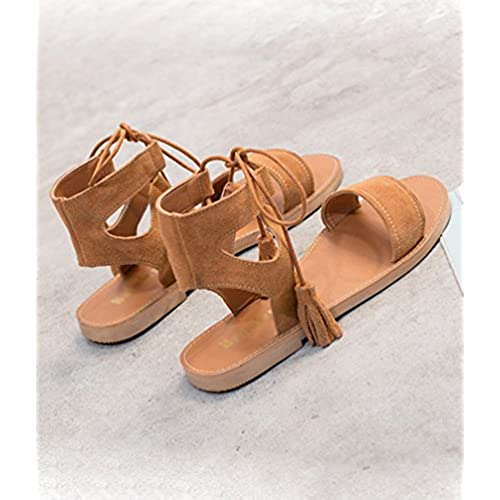 Yoocang Stiletto Zapatos Punta Del Sandals Correa Abierta Mujer SVpMUz