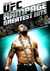 UFC Rampage Greatest hits [Reino Unido] [DVD]