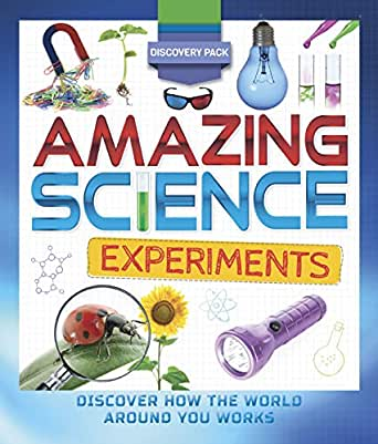 Discovery Pack Amazing Science Experiments (English Edition) eBook ...