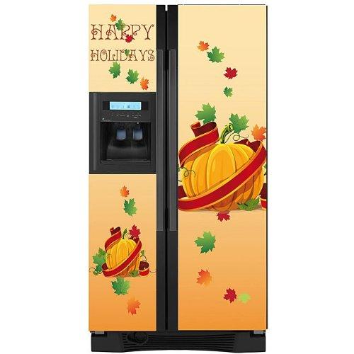 Appliance Art 11159 Appliance Art Holidays Pumpkin Refrigera