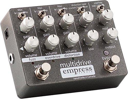 Empress Effects Multidrive Effects Pedal