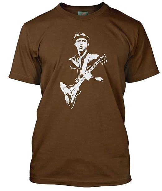 CamisetaLChestnut Mark Knopfler Inspired Dire StraitsHombres K1TJc3Fl