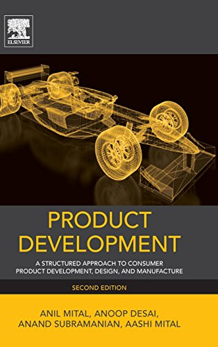 product development second edition a structured approach