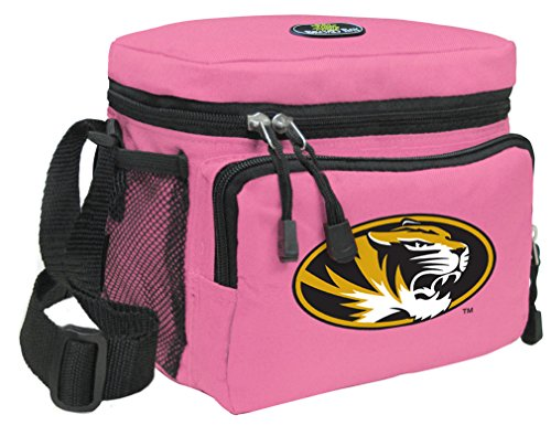 Broad Bay University of Missouri Lunch Bag Womens & Girls Mizzou Lunchboxes -