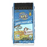 Lundberg Family Farms Organic Brown Sweet Rice - Case of 25 - 1 lb.