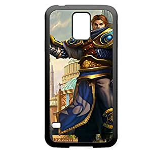 Garen-001 League of Legends LoL For Case HTC One M8 Cover - Hard Black