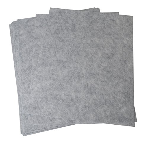 10 Pack 3M Gray Wet or Dry Tri-M-Ite Polishing Papers 15 Micron 600 Grit Jewelry Making Abrasive Sheets