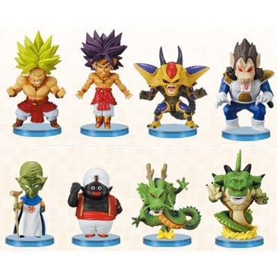 Dragon Ball Kai prefabricated Dragon Ball Kai World Collectable figure vol.7 all eight set
