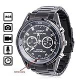 Miebul 16GB Wrist Smart Watch Camera HD 1080P Infrared Night Vision High-end Camera