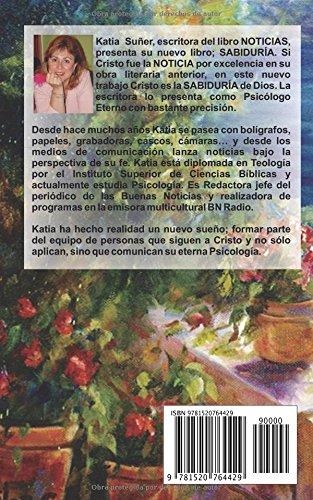 SABIDURÍA (Spanish Edition): SRA KATIA SUÑER: 9781520764429: Amazon.com: Books