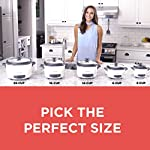"""BLACK+DECKER RC503 Dry/3-Cup Cooked Rice Cooker 22 Sauté Function - This is no ordinary rice cooker! The sauté function puts a delicious sear on meat and other proteins, or softens veggies to complete easy one-pot meals 14-Cup Capacity - Prepare anywhere from 3 to 14 cups of cooked rice, great for one large meal or to save as leftovers Automatic Keep Warm - The rice stays ready for serving! The unit automatically switches to the """"keep warm"""" function after cooking is complete"""