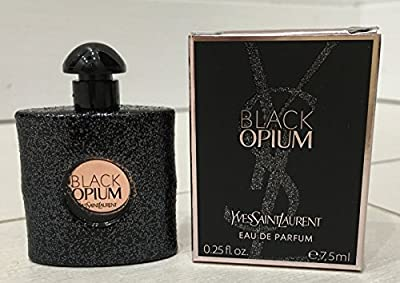 YSL Yves Saint Laurent BLACK OPIUM Eau de Parfum - 7.5ml/0.25fl oz (mini)
