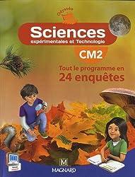 Sciences CM2 Odysséo : Tout le programme en 24 enquêtes