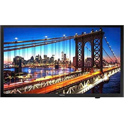 "Samsung 693 HG32NF693GF 32"" 1080p LED-LCD TV - 16:9 - HDTV - Black - ATSC - 1920 x 1080 - Dolby Digital Plus - 10 W RMS - LED Backlight - Smart TV - 3 x HDMI - USB - Ethernet - Wireless LAN - DLN"