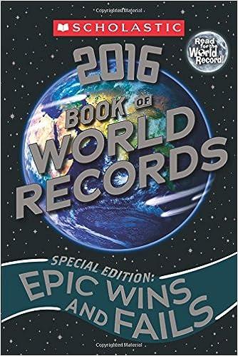6f324689d7133 Scholastic Book of World Records 2016: Jenifer Corr Morse: 9780545826235:  Amazon.com: Books
