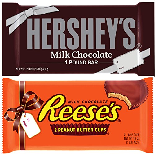 Giant Hershey Reeses Valentines Chocolate product image