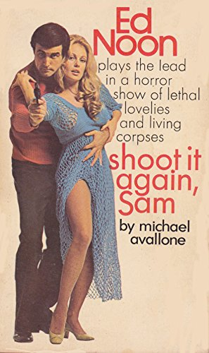 book cover of Shoot It Again, Sam