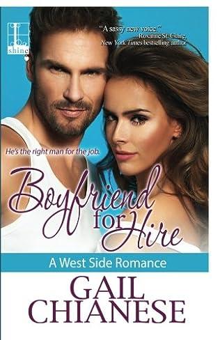 book cover of Boyfriend for Hire