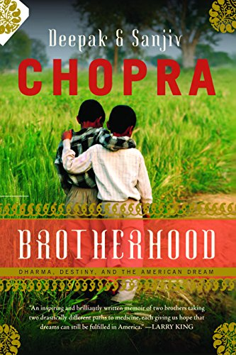 Brotherhood: Dharma, Destiny, and the American Dream cover