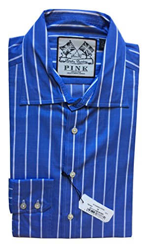 thomas-pink-mens-sf-damien-stripe-dress-shirt-white-pale-blue-size-16