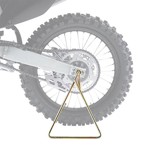 Dirt Bike Triangle Kick Stand for 12mm to 25mm Axles
