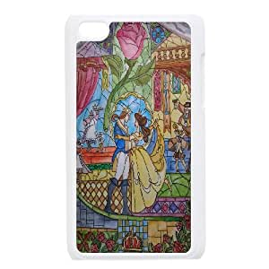 Custom diy Cute Disney Stained phone Case Cover for Samsung Case FOR IPod Touch 4th RCX067812