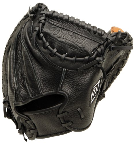 Diamond Sports Catcher's Training Mitt (Righty, Fits on the left hand for a right handed user/throw)