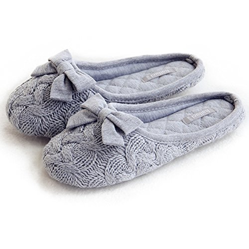 Bow Slippers - 5