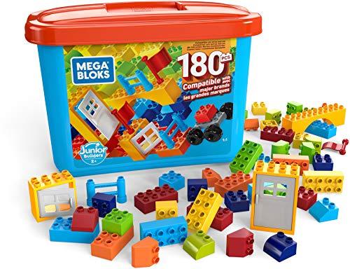 Mini Blocos, , 180 peças, Mega Construx, Mattel