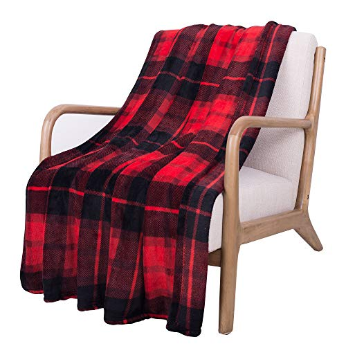 SOCHOW Flannel Fleece Blanket