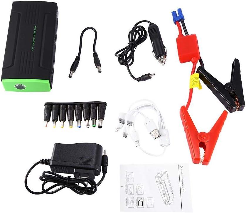 Duokon 30000mAh-Vehicle-Car-Jump-Starter-Booster-USB-Battery-Power-Bank-Charger-12V-AU