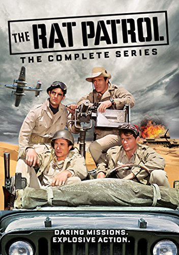 The Rat Patrol: The Complete Series by Universal Studios Home Entertainment