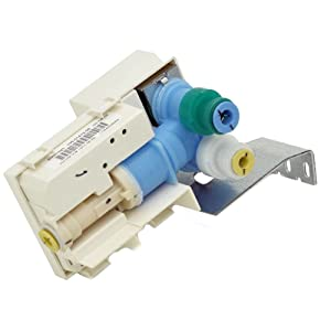 Whirlpool W10159839 Refrigerator Water Inlet Valve Genuine Original Equipment Manufacturer (OEM) Part