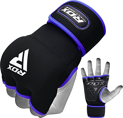RDX Hand Wraps Boxing Inner Gel Gloves Fist knuckle Protector Muay Thai MMA Bandages Neoprene Padded Kickboxing Mitts – DiZiSports Store
