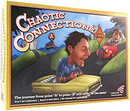 Chaotic Connections Board Game