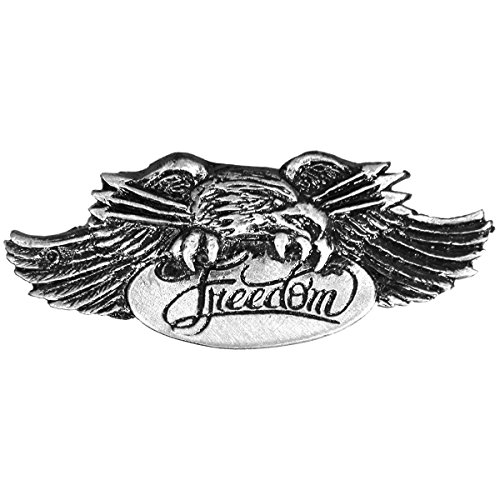 Hot Leathers Men's Freedom Eagle Pin
