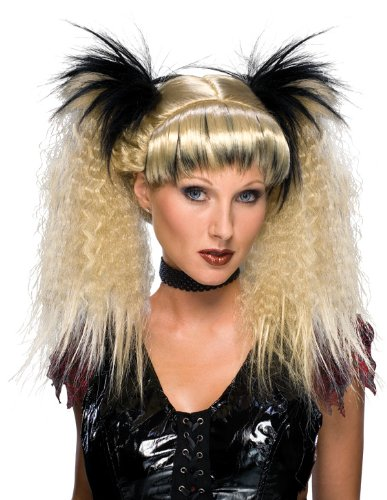 Rubie's Futuristic Witch Wig, Yellow, One Size -