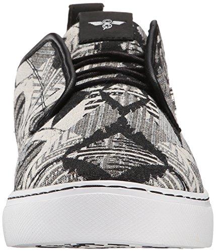 Creative Recreation Heren Lacava Q Fashion Sneaker Zwart / Wit / Tribal