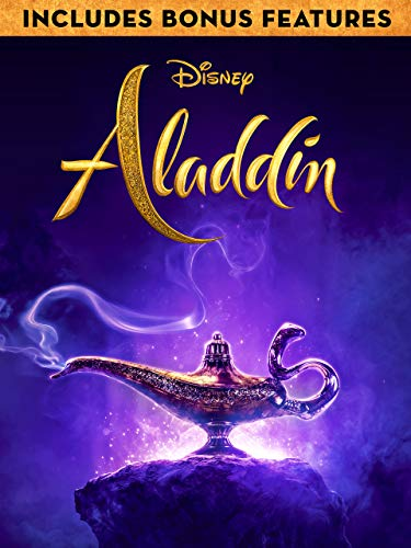 Aladdin (Plus Bonus Content) ()