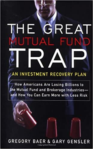 The Great Mutual Fund Trap: An Investment Recovery Plan: Gregory