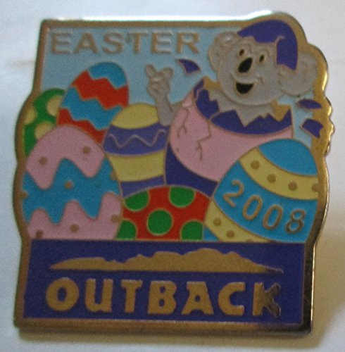 outback-steakhouse-easter-2008-lapel-pin