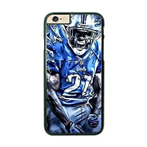 NFL Case Cover For SamSung Galaxy Note 3 Black Cell Phone Case Detroit Lions QNXTWKHE1592 NFL Customized 3D Phone