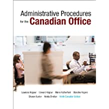Administrative Procedures for the Canadian Office, Ninth Canadian Edition (9th Edition)