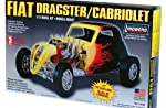 Lindberg 1:12 scale Fiat Dragster from Alpha International Inc.