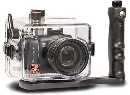Amazon.com: Ikelite – Carcasa sumergible para cámara digital ...