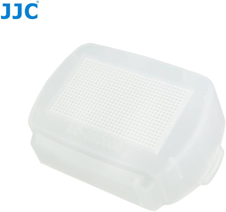 JW Flash Diffuser For Nikon Speedlite SB-5000 Replaces Nikon SW-15H Diffusion Dome+JW Cleaning Cloth